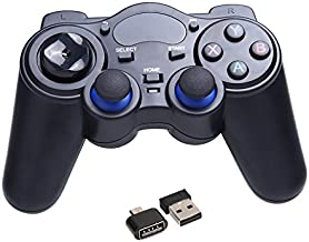 Universal 24G Wireless Game Gamepad Joystick for Android TV Box Tablets PC GPD XD Game Controller