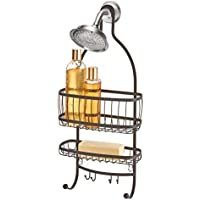 Idesign York Lyra Hanging Shower Organizer