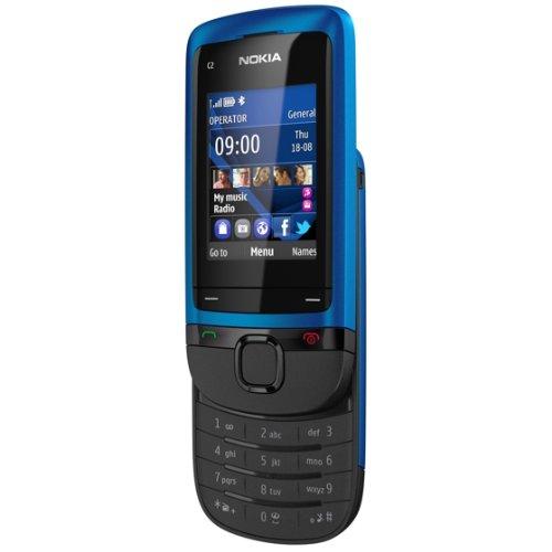 Nokia C2-05 - Móvil libre (pantalla de 2