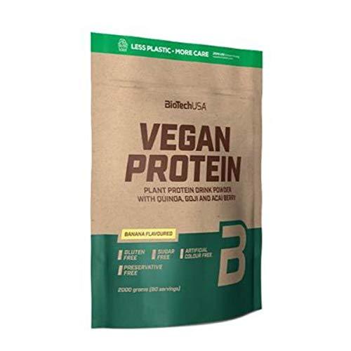 Biotech USA Vegan Protein – 2 kg Vanilla-Cookie