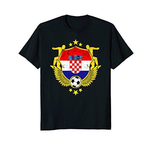 Crotia Soccer T-Shirt National Croatian Football Jersey Gift