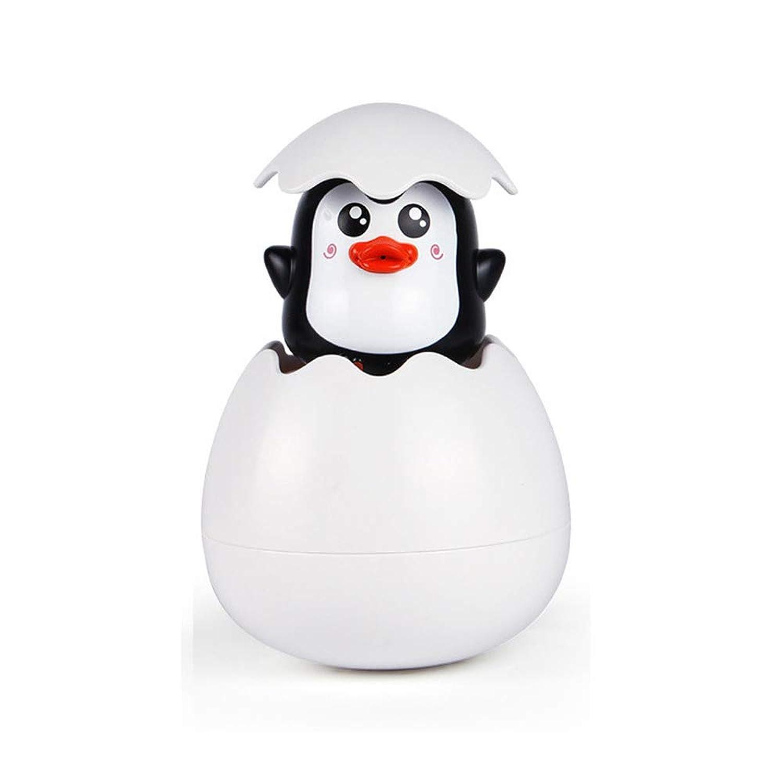 gcywjお風呂おもちゃ 水遊び シャワー玩具 アヒル ペンギン 水のおもちゃ かわいい お風呂 シャワー プール お誕生日 出産のお祝い 贈り物 子供向け