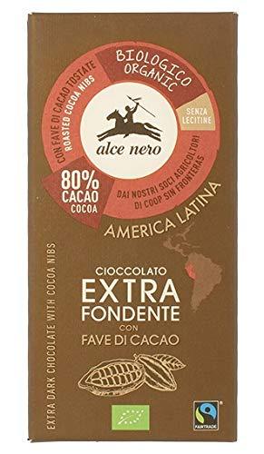 Cioccolato extrafondente con fave di cacao America Latina 100 g BIO