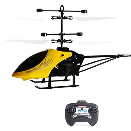 YIQIFEI Aviones de Control Remoto para niños, Drones, helicópteros, Aviones eléctricos, Ligeros y compactos, fáciles de Transportar, Strong Ma (Juguetes Inteligentes)