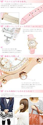 『Disney(ディズニー) 腕時計 ミッキー×スワロフスキー レディース時計』の5枚目の画像