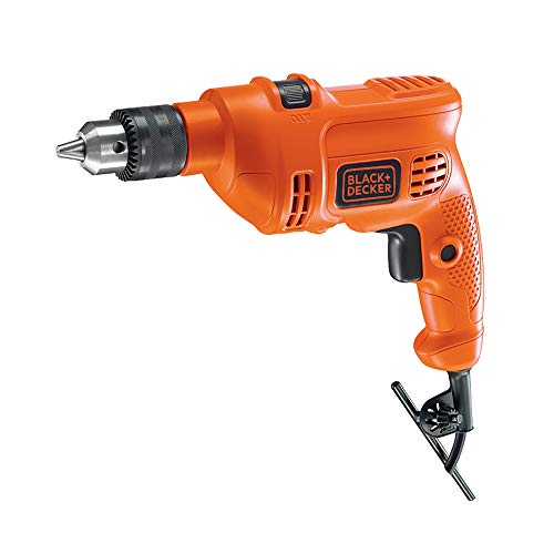BLACK+DECKER Furadeira de Impacto de 3/8 Pol. (10mm) 560W 2.800 RPM 220V TM500