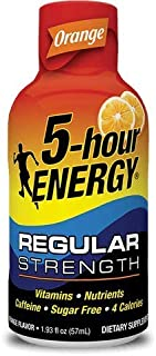 Best 5 hour energy extra strength flavors Reviews