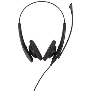 Jabra Biz 1500 Duo - Professional UC Wired Headset