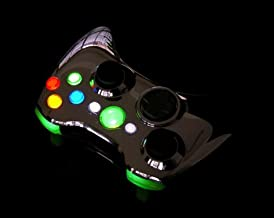 XCM supreme wireless shell for Xbox 360 wireless controller ChromeGreen