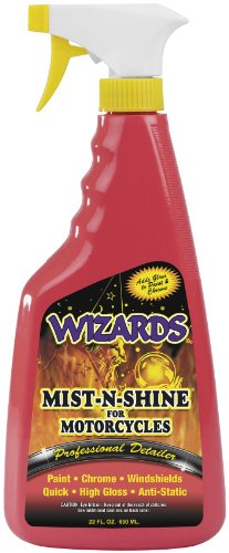 Wizards Mist-N-Shine Professional Detailer - 22oz. 22214