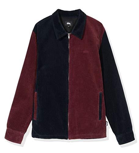 Stussy Jacket Herren MOD. 115486 Blau, Blau Large