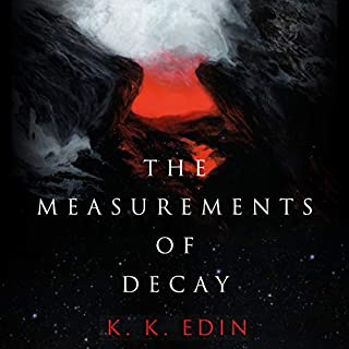 The Measurements of Decay audiobook cover art