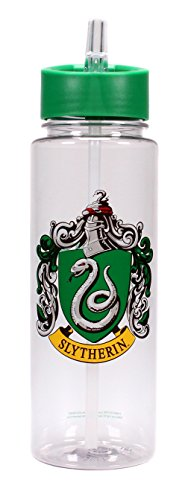 Water Bottle Plastic (700ml) - Harry Potter (Slytherin)