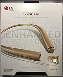 powerful LG Tone PRO HBS-780 Wireless Stereo Headset-Gold