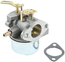 Carburetor For Tecumseh 8Hp 9Hp 10Hp Hmsk80 Hmsk90 Generator Shredder Snowblower