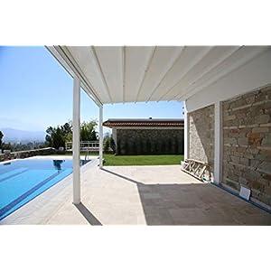 De aluminio de gran calidad prikker-überdachungen/Veranda – 420 x ...