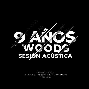 9 Años: Sesión Acústica