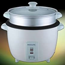 Frigidaire FD8028S 2.8 Liter Rice Cooker with Steamer 220-240 VOLT, OVERSEAS USE ONLY, WILL NOT WORK IN THE US