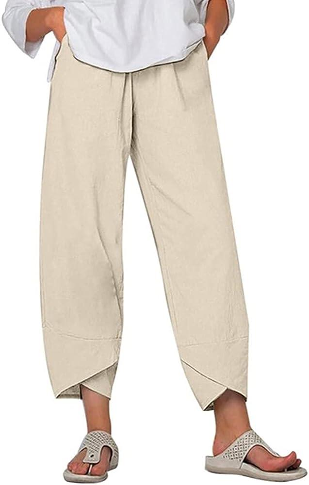 NP Women Pant Women Pants Waist Summer