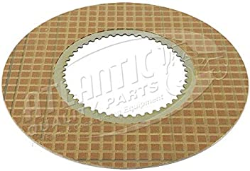 Complete Tractor 1412-0013 Clutch Disc Grey