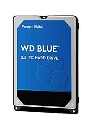 WD Blue Mobile Hard Disk Drive