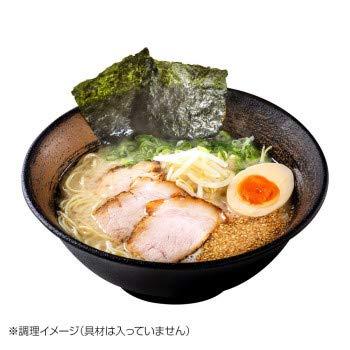 真鴻 麺づくり一筋 真鴻製麺 謹製 ごま塩豚骨 ラーメン 生めんタイプ かどやの純正ごま油付き 6食セット