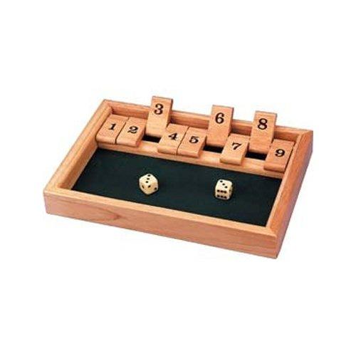 Tobar Shut the box puzzel