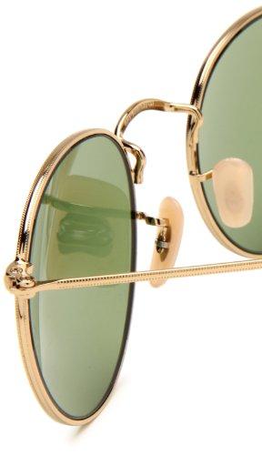 Fashion Shopping Ray-Ban Rb3447 Metal Round Sunglasses
