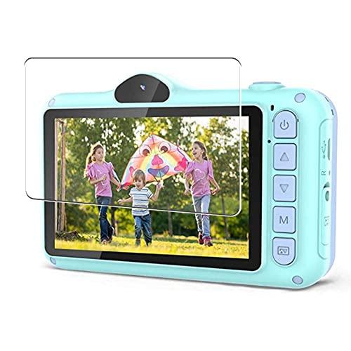 Vaxson 3-Pack TPU Pellicola Protettiva, compatibile con Coolwill Kids Camera X8, Screen Protector Film [Non Vetro Temperato Custodia Cover ]