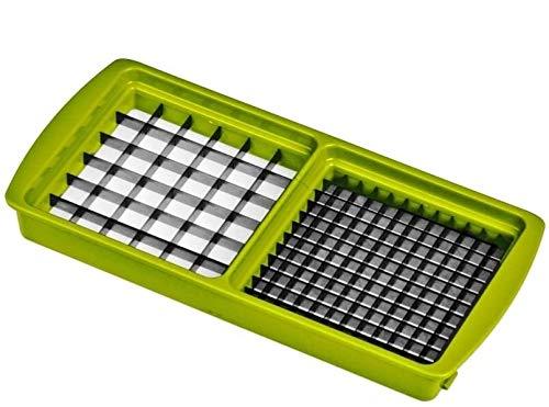 Ersatzteile für Genius - Nicer Dicer Kompakt und Smart (5x5mm + 10x10mm, grün)