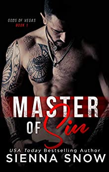 Master of Sin (Gods of Vegas Book 1) by [Sienna Snow]