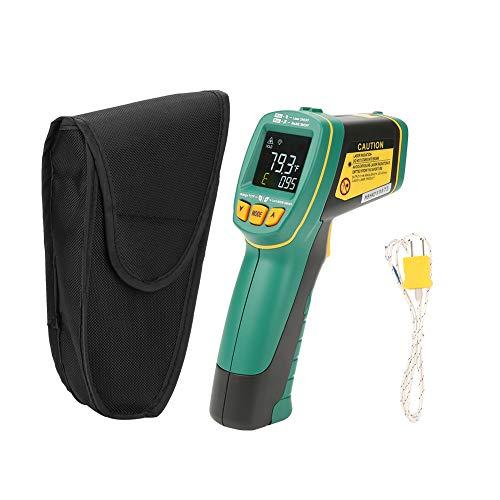 Infraroodthermometer, handkleurenscherm voor MASTECH MS6531A / MS6531B / MS6531C infraroodthermometer (MS6531A)
