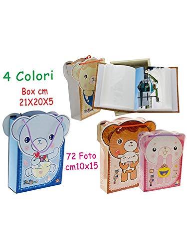Set speelgoed - geurende fotolijsten, meerkleurig, 3.te51315