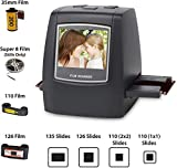 Best Negative Scanners - DIGITNOW Film Scanner with 22MP Converts 126KPK/135/110/Super 8 Review