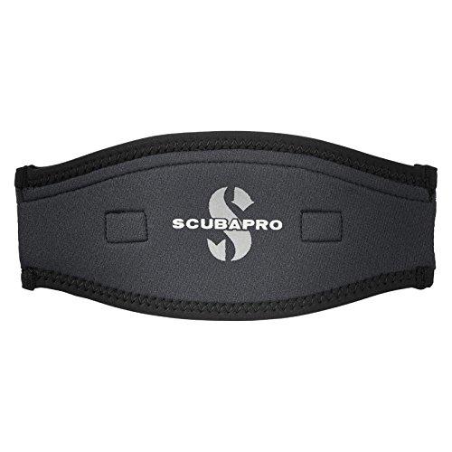 SCUBAPRO – Neoprenhülle für Maskenband, SG_B01AHGXOKO_US, Schwarz