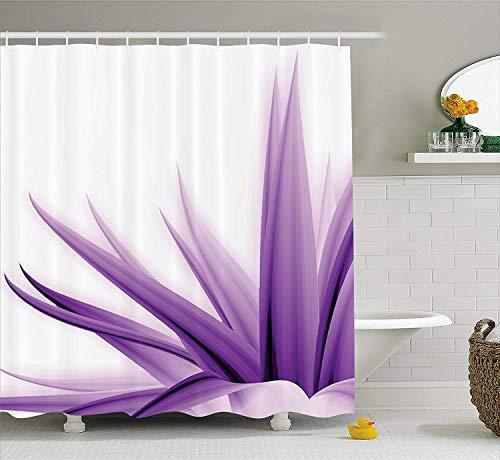 cortinas baño relajante