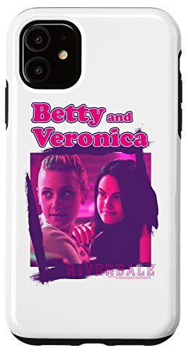 iPhone 11 Riverdale Betty and Veronica Case
