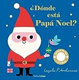 ¿Dónde está Papá Noel? (Libros con texturas)