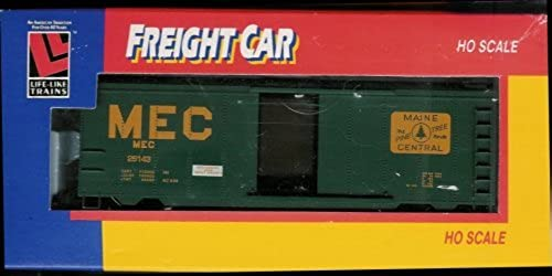 Life-Like Trains Freight Car MEC 25143