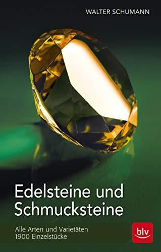 Edelsteine und Schmucksteine: Alle Arten und Varietäten - 1900 Einzelstücke (Natur)
