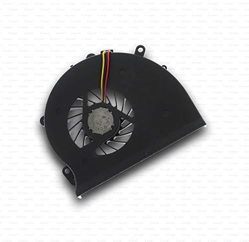 X-Comp Ventilador de CPU para Sony Vaio VGN-AW PCG-8131M PCG-8131L PCG-8131M PCG-8131M PCG-8141L PCG-8141M PCG-8152L PCG-8161M