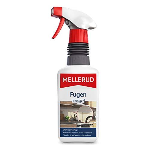 Mellerud Fugen Reiniger – Säurefreies Reinigungsmittel gegen Fett, Schmutz, Verkrustungen und Pflegefilme auf Fugen – 1 x 0,5 l