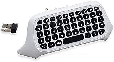 TwiHill O teclado do gamepad é adequado para Xbox One / Xbox Series S / Xbox SeriesX, o controlador Bluetooth é usado para...
