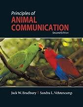 Principles of Animal Communication by Jack W. Bradbury (2011-09-01)