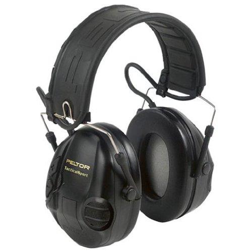 Peltor Sporttac Electronic Hunting Ear Muff Sport Tac...