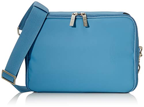 BREE Unisex-Erwachsene PNCH 730 Ipad case Laptop Tasche, Blau (Provincial Blue), 5x19x26 cm