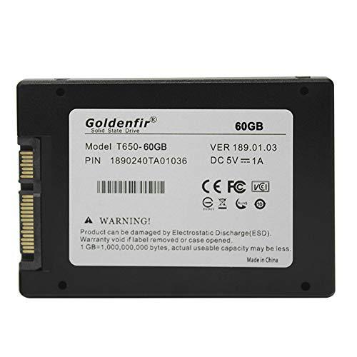 Rabusion SATA3.0 SSD - Disco Duro Interno de Estado sólido para ...