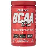 Integratore Alimentare di Aminoacidi Ramificati, Riduce la Stanchezza e la Fatica, Con Vitamina B6 e B12, 400 Compresse - 41NnTQMZuIL. SS166
