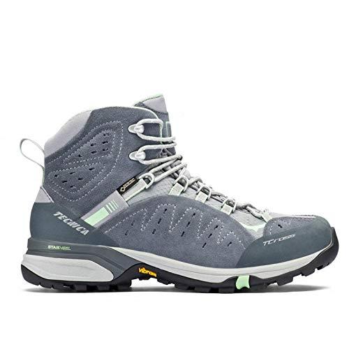 Moon Boot Tecnica - Chaussures Randonnee T-Cross High GTX Femme Tecnica - 37 1/2 - Gris