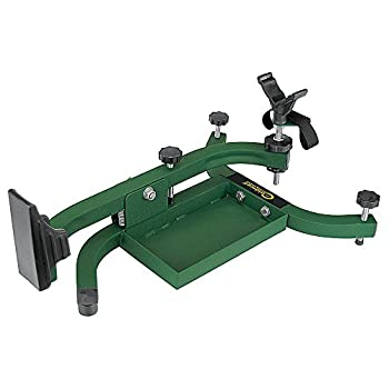 Caldwell Lead Sled Solo Adjustable Recoil Reducing Rifle Shooting Rest for Outdoor Range - 101777  26  x 18